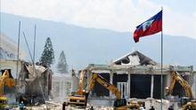 Pobreza e incertidumbre política amenazan Haití 5 años después del terremoto
