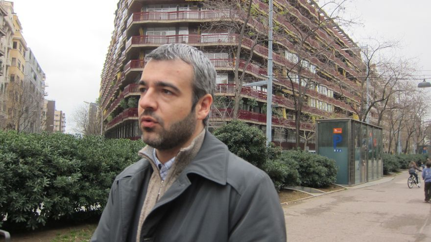 "Lucena (PSC) ve a Rajoy ""incapaz"" de solucionar la relación con Cataluña"