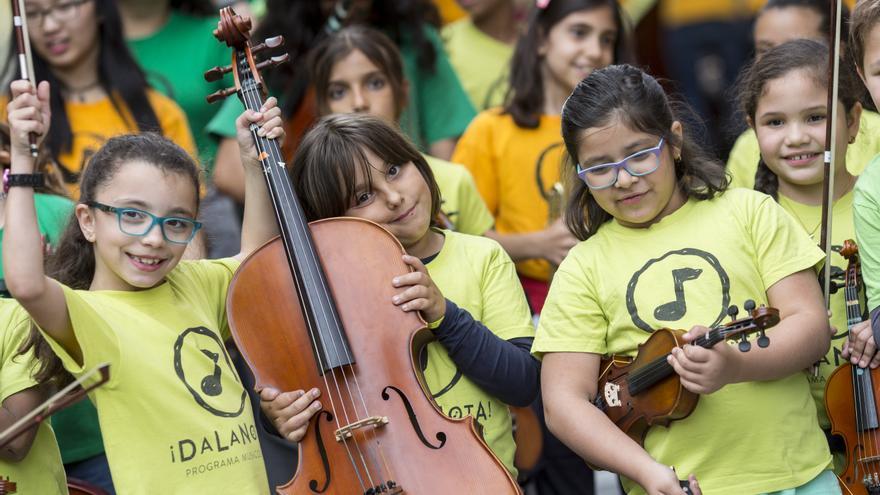 Da la nota proyecto educacion musical