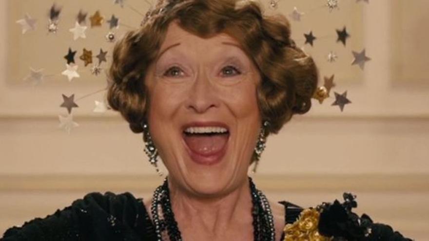 Meryl Streep, como Florence Foster Jenkins