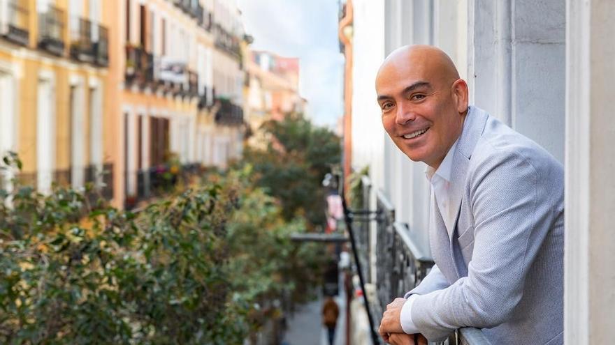 Kike Sarasola, presidente y fundador de Room Mate Hotels.