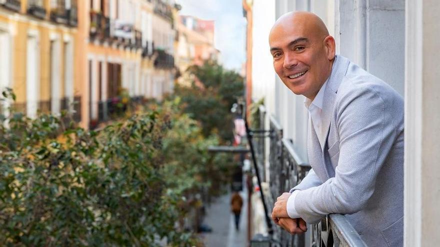 Kike Sarasola, es presidente y fundador de Room Mate Hotels