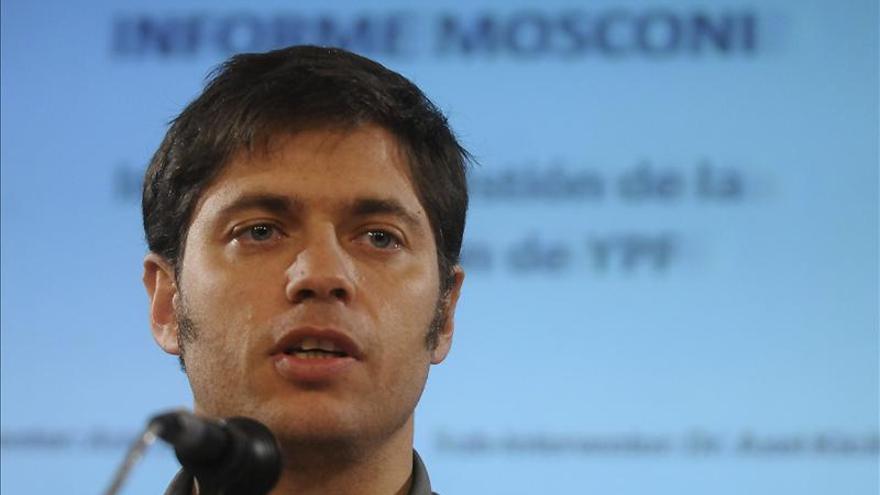 El Gobierno argentino completa los nombramientos de su nuevo equipo económico