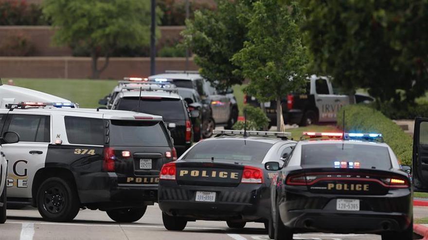 Ascienden a siete los muertos en el tiroteo de Texas