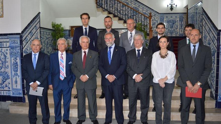 Reunión en Talavera