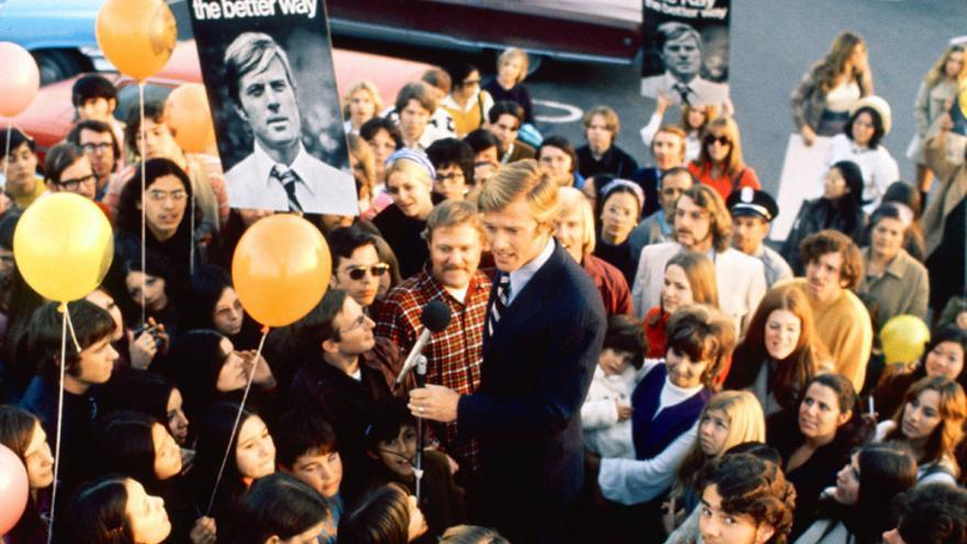 Robert Redford en 'El Candidato'