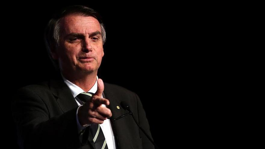 Bolsonaro anuncia que trasladará la embajada de Brasil en Israel a Jerusalén