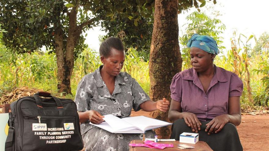 Estados Unidos es el principal donante en Uganda para programas de salud reproductiva y planificación familiar / Imagen: RHU