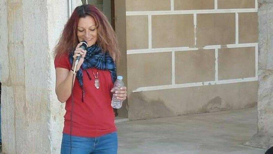 Erika Cadenas Podemos Badajoz