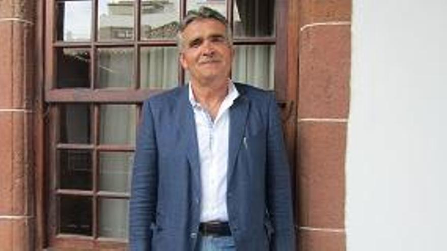 Óscar León (Foto: LUZ RODRÍGUEZ).