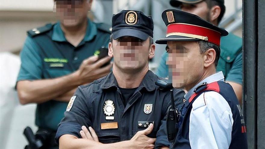 Los Mossos alegan ante el fiscal que ya disponen de un plan para impedir el 1-O