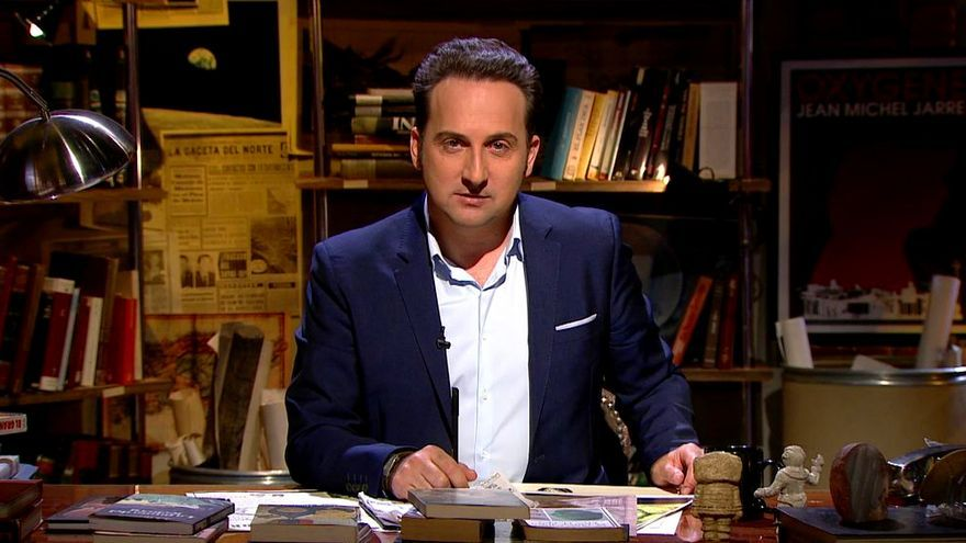 Iker Jiménez en Cuarto Milenio (Cuatro)