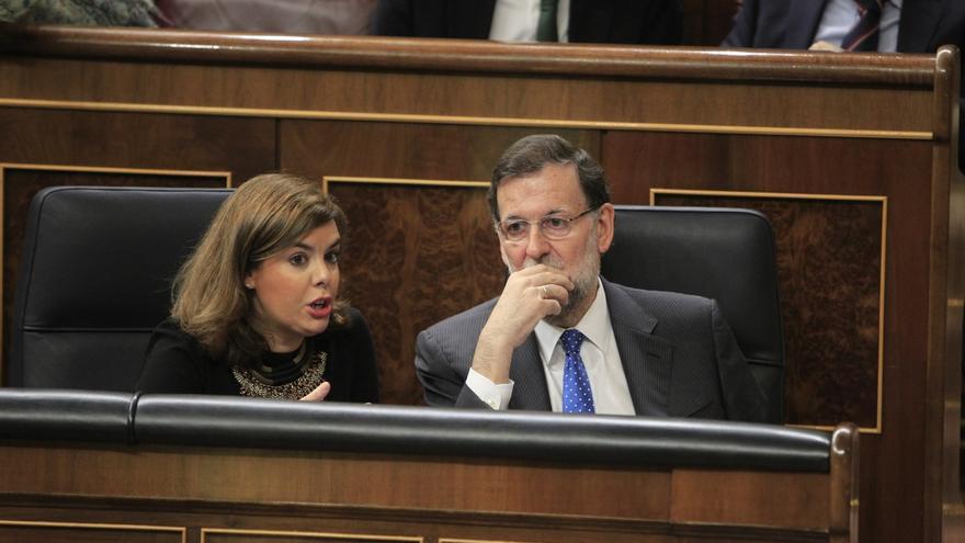El Gobierno avisa de los efectos económicos de que el TC acabe tumbando las leyes que se saltaron su veto