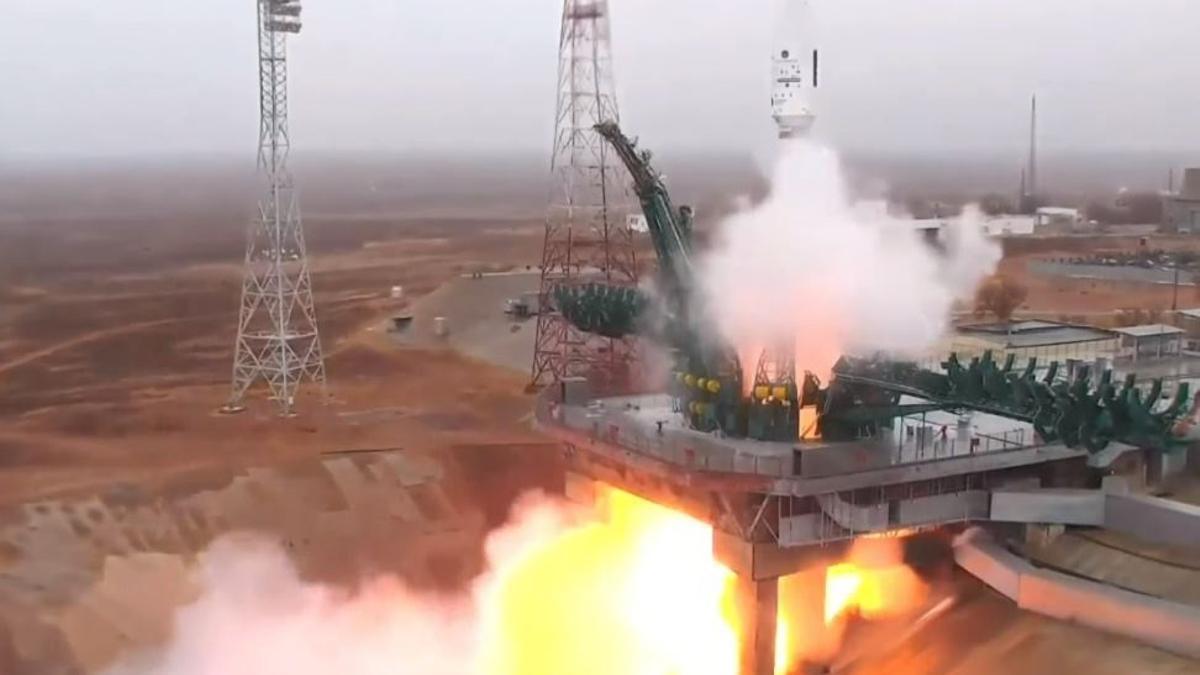 El primer nanosatélite de la Generalitat llega al espacio tras despegar desde Kazajstán