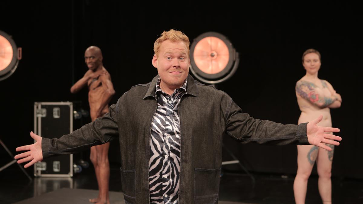 "Imagen del programa ""Ultra al Desnudo""."