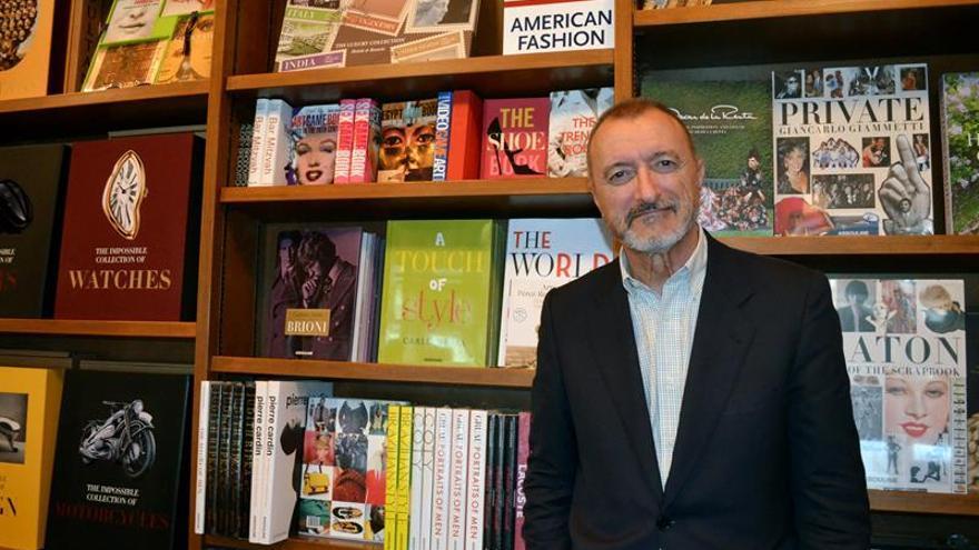 Pérez-Reverte vuelve con un novela de espionaje en la Europa de los 30 y 40