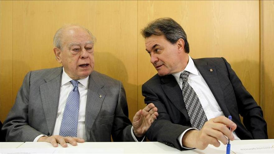 Artur Mas dice que Jordi Pujol es un hombre que no se ha movido por el dinero