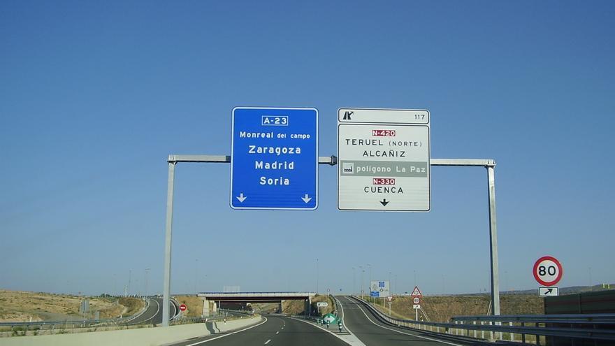 La reserva condicionaría, aseguran desde Teruel Existe, la mejora de la N-330 y un futuro para el proyecto de la A40