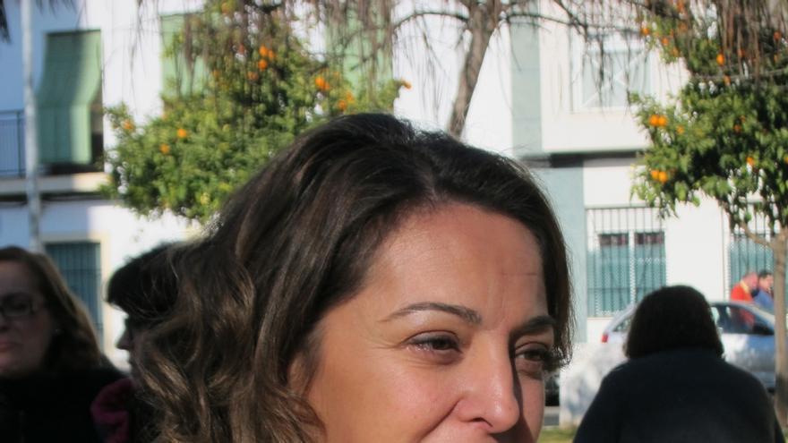 David Luque, Mar Téllez, Emilio Aumente y Carmen González acompañan a Isabel Ambrosio en la lista del PSOE