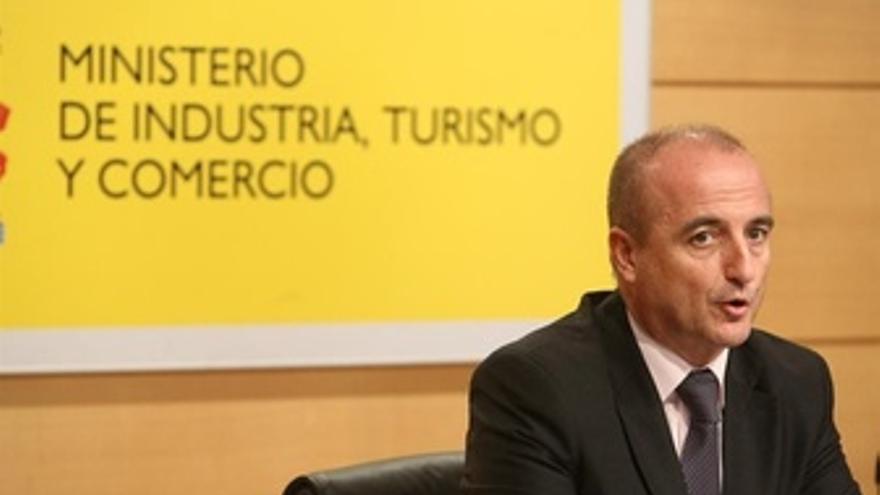 El ministro Miguel Sebastián