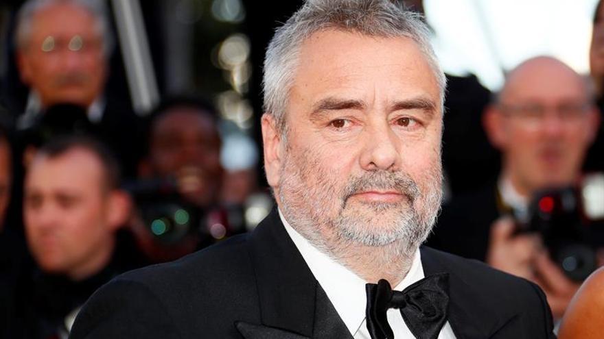 """Luc Besson: Es humanamente imposible haber trabajado más que yo en """"Valerian"""""""