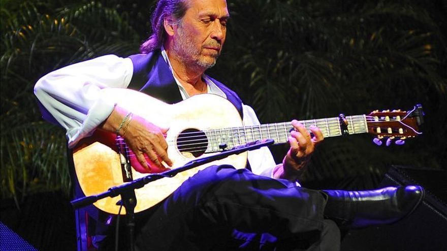 Paco de Lucía regresa a Cuba tras 26 años para actuar en el Festival Leo Brouwer
