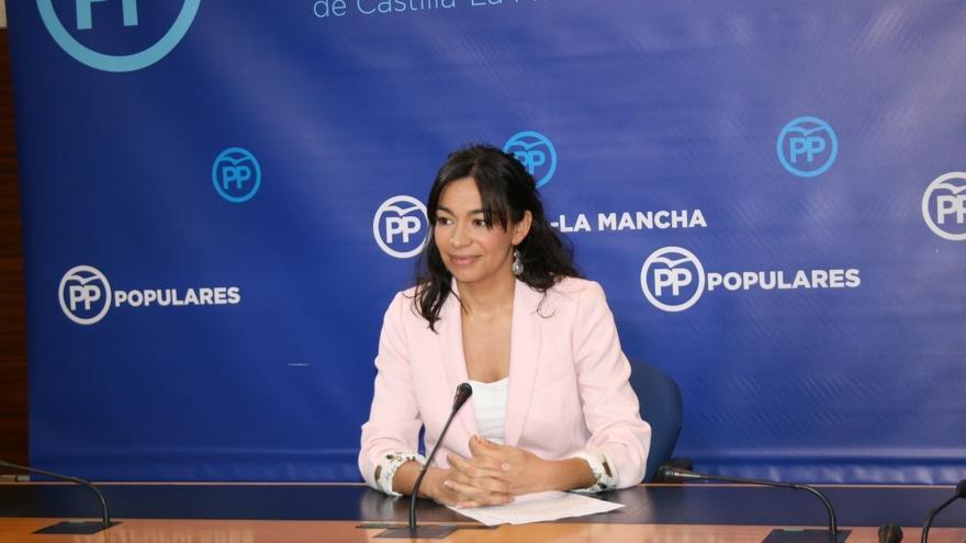 La diputada del PP Claudia Alonso / Europa Press