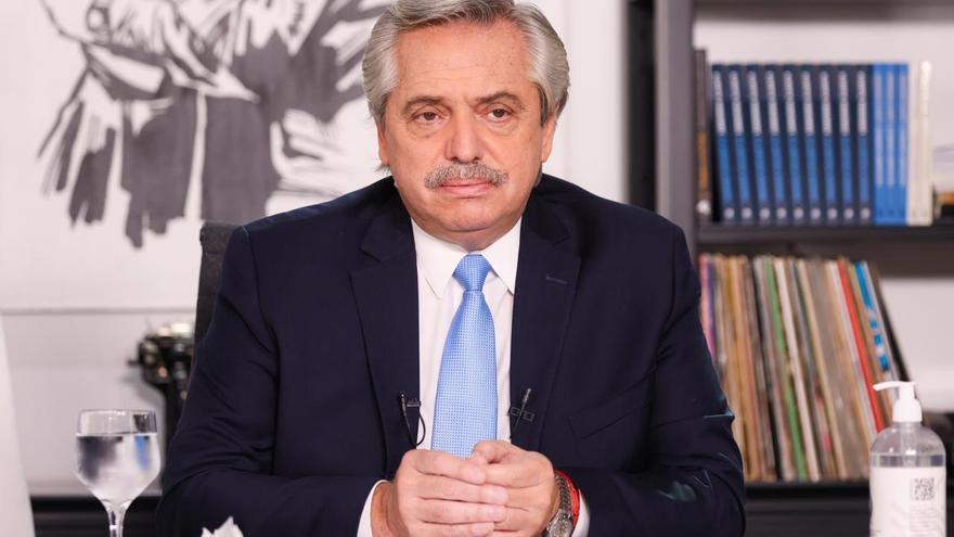 """Alberto Fernández: """"El acatamiento fue muy alto, la inmensa mayoría de la gente percibe la dimensión del problema"""""""