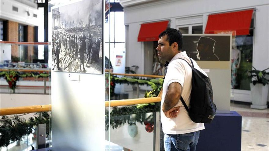 EFE conmemora su 75 aniversario con exposición fotográfica en Asunción
