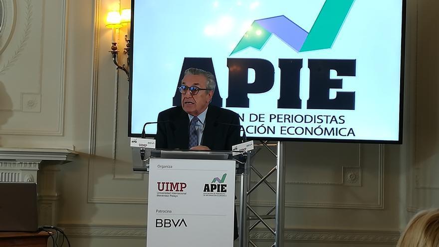José María Marín Quemada, presidente de la Comisión Nacional del Mercado y la Competencia (CNMC)