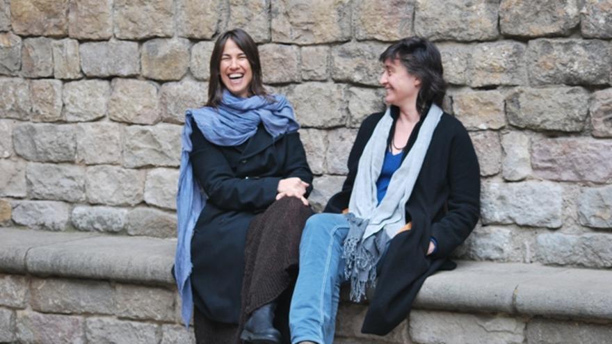 Lídia Pujol i Itziar González comparteixen amors i llibertats.