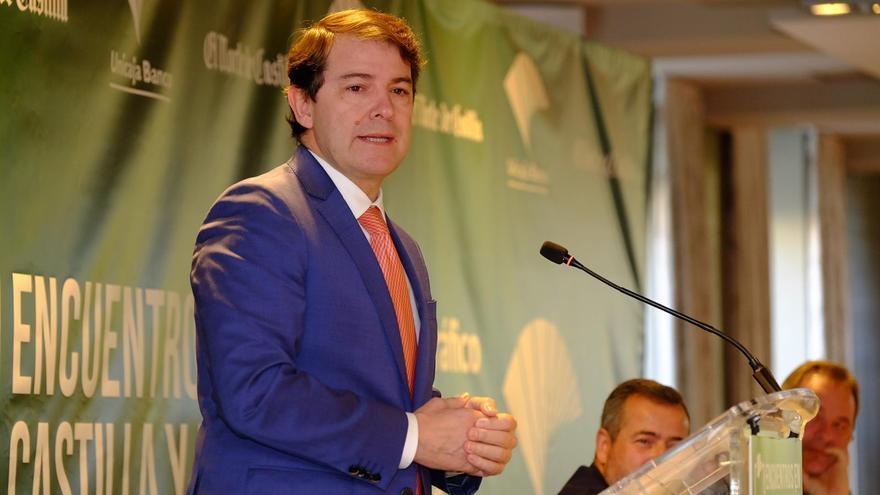 Alfonso Fernández Mañueco.
