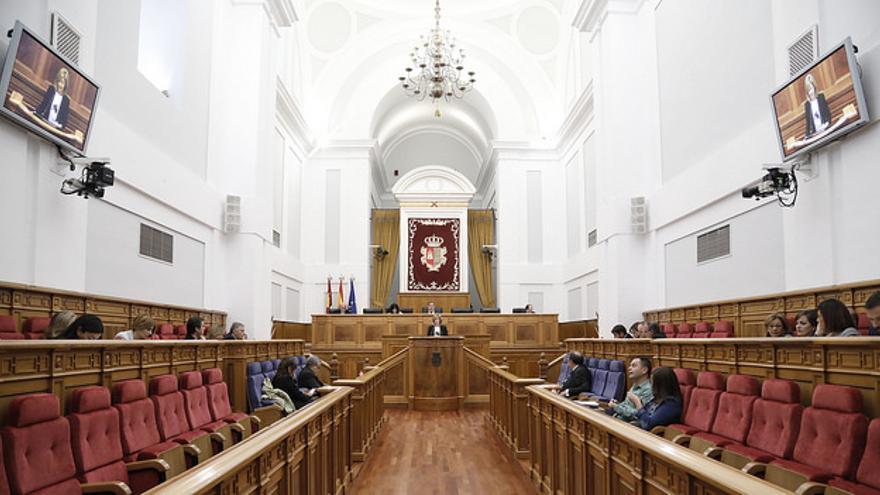 Segunda sesión del Debate sobre el Estado de la Región FOTO: Cortes Castilla-La Mancha