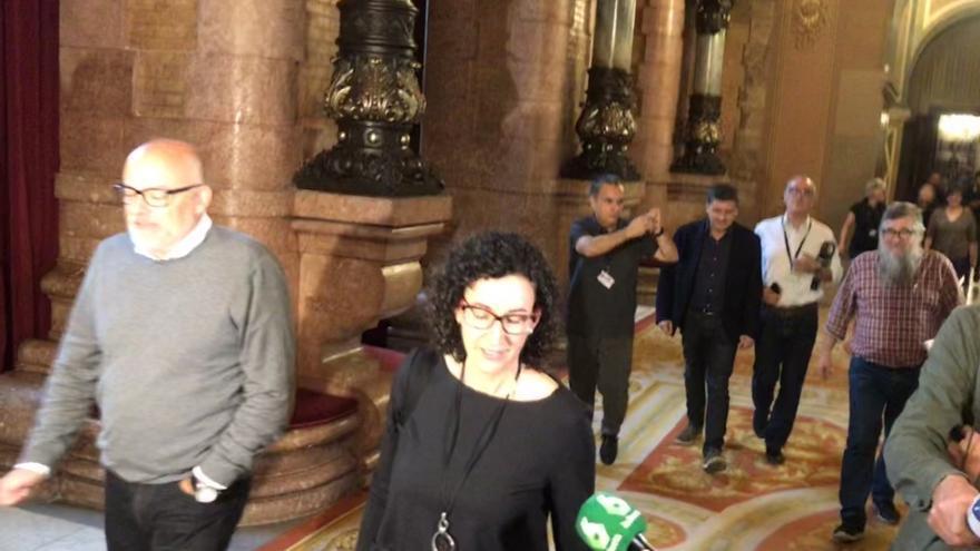 """La CUP se reafirma en proclamar la independencia """"cuanto antes"""""""