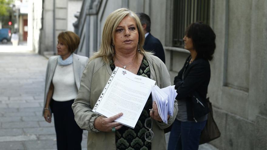 """Covite exige a la Audiencia Nacional que interrogue, de inmediato, a """"los mediadores de ETA"""" que gestionan las armas"""