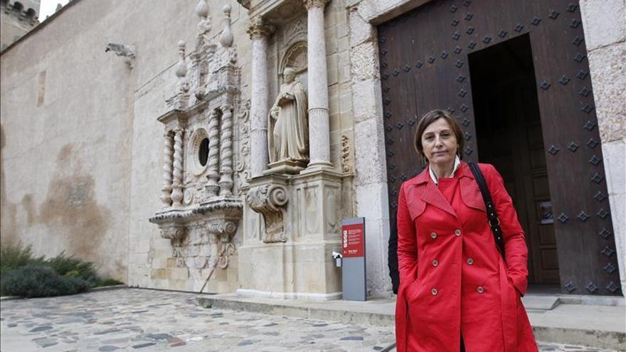 Forcadell: Fusilaron a Companys porque querían acabar con la libertad de Cataluña