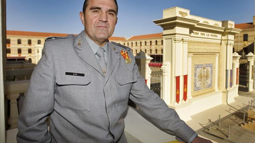 El general Gan Pampols asume la dirección del Centro de Inteligencia Militar