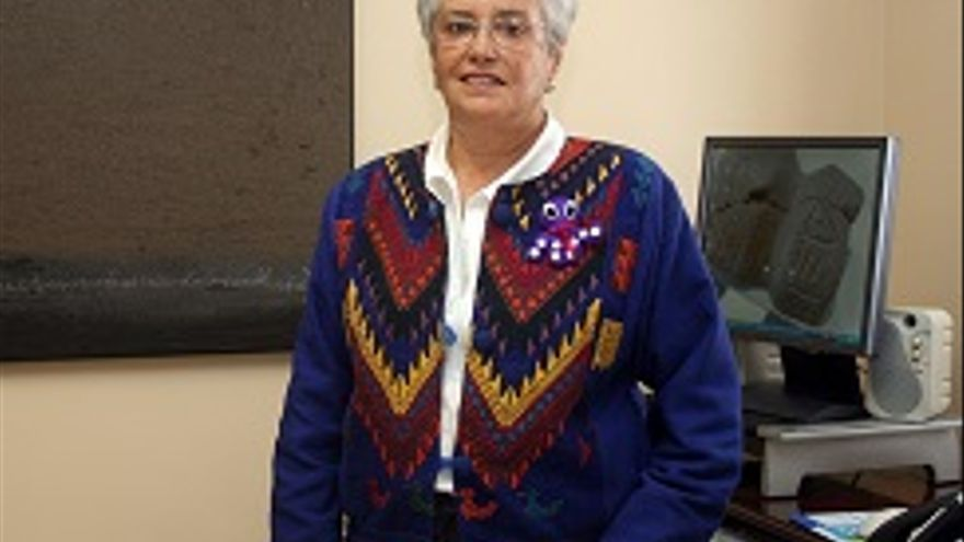María Victoria Hernández, consejera de Cultura del Cabildo de La Palma.