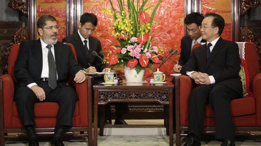 China y Egipto instan a una solución política a la crisis en Siria