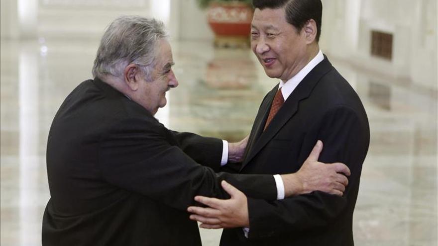 """Mujica afirma que la integración con Asia es una """"estrategia para el porvenir"""""""