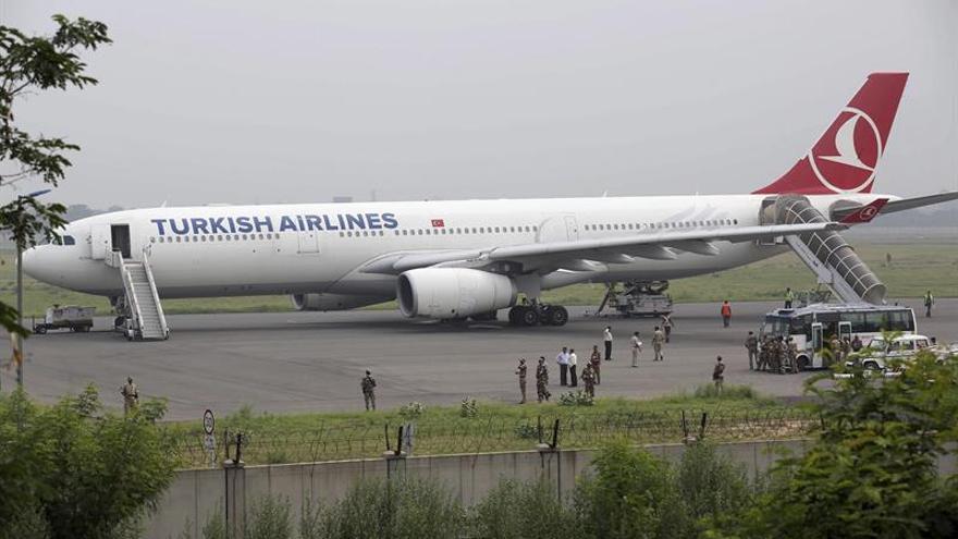 Las aerolíneas turcas dejarán de volar al Kurdistán iraquí desde el viernes