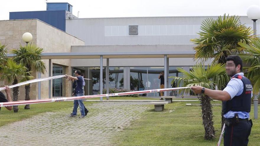 Muere el sargento que recibió un impacto en la cara en el tiroteo de Gavà