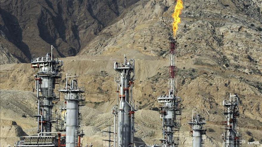 Irán listo para un futuro brillante iluminado por el gas natural