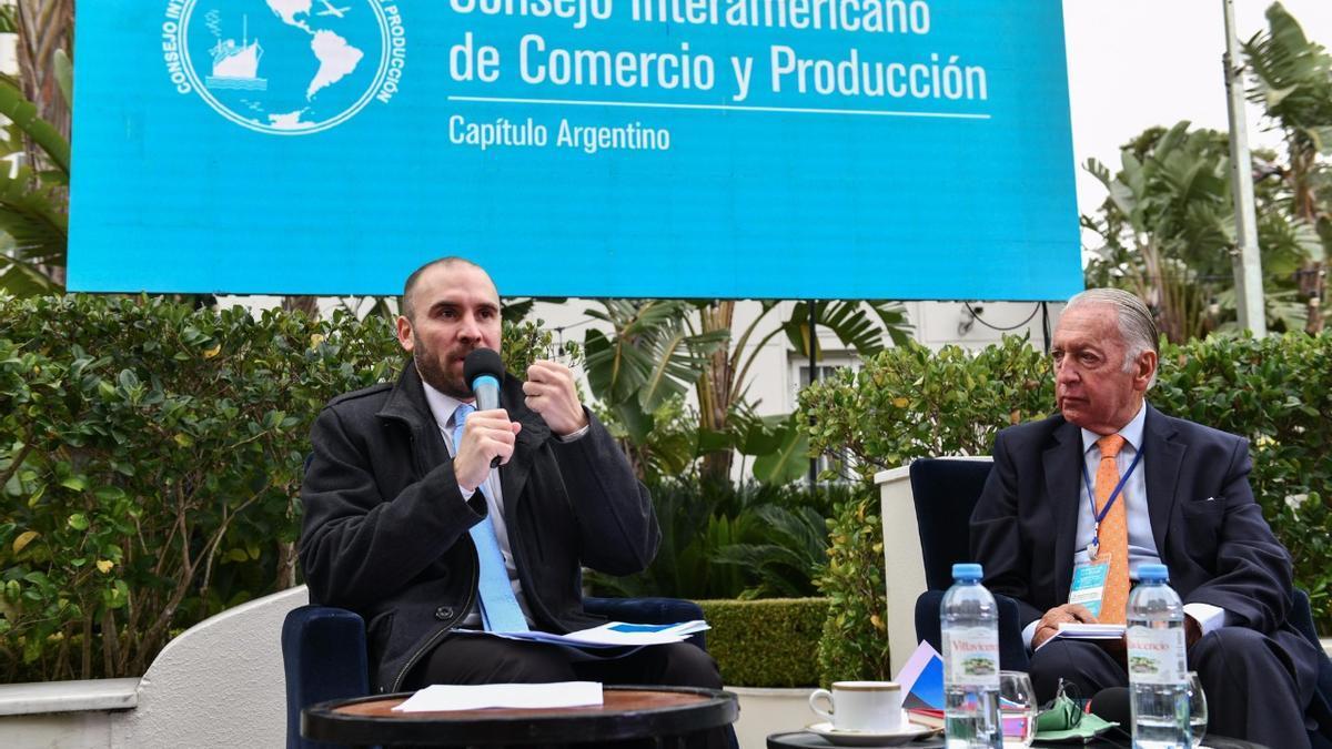 Guzmán y Funes de Rioja en el Cicyp.
