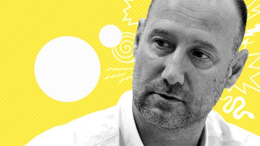 El nuevo director general de juventud de la Comunidad de Madrid, Pedro García Aguado