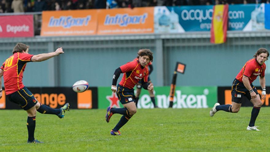 Orange ha apostado por el rugby español (Foto: Federación Española de Rugby)