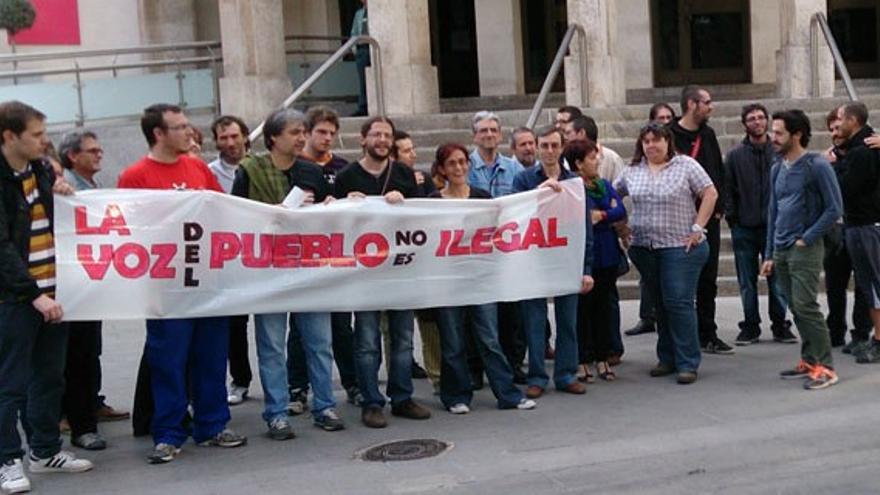 Rueda de prensa del 22M en Ciudad Real