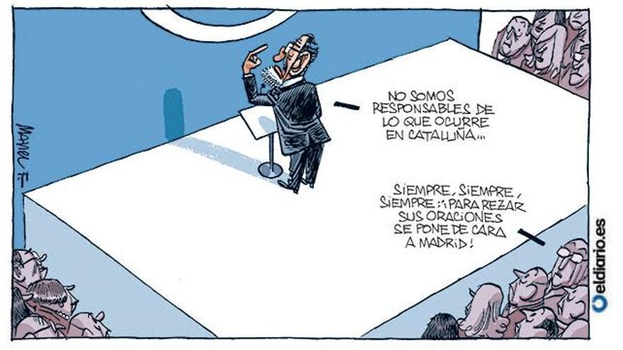 Rajoy en Catalunya