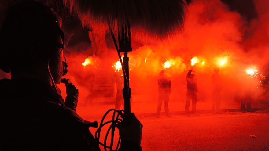 Fotograma de la película Golden Dawn Girls, que se podrá ver en el festival Humans Fest.