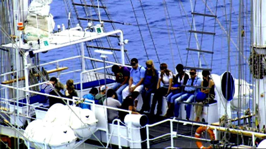 'El Barco' real zarpa en Antena 3 el próximo martes en prime time